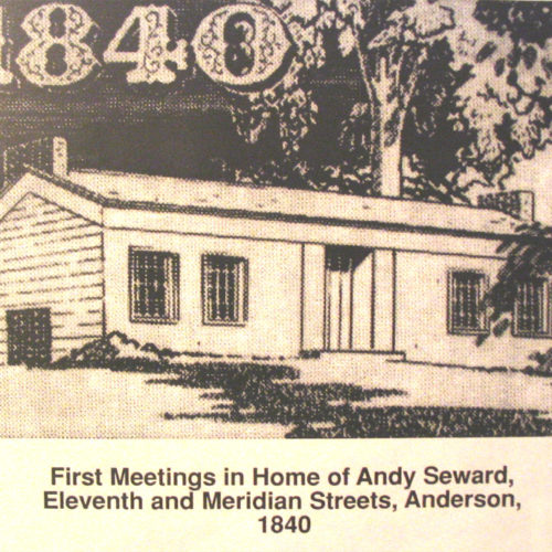 11TH & MERIDIAN 1840 HOME