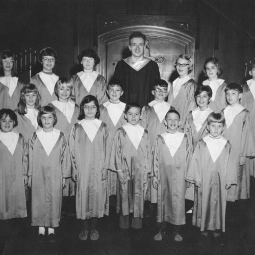ANGEL CHOIR (1967)