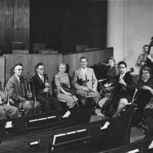 CCC ORCHESTRA (1954)