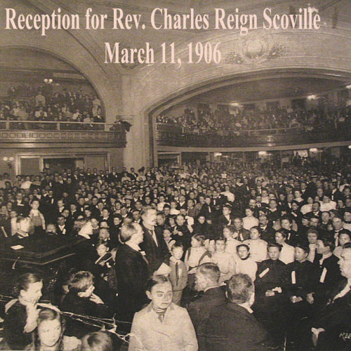 CHARLES SCOVILLE revival 1906